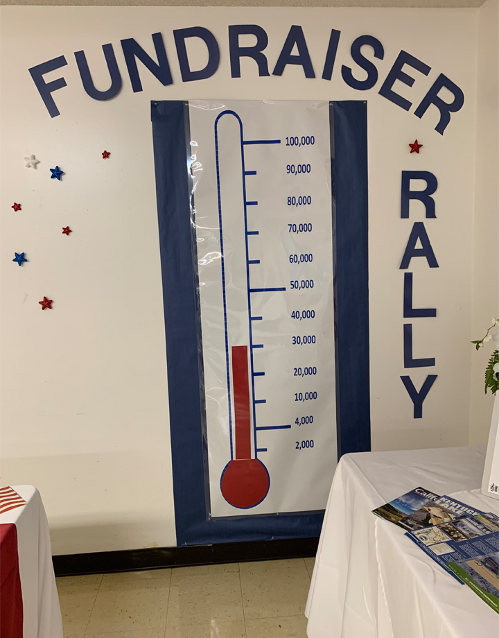 Annual State Fundraiser Rally